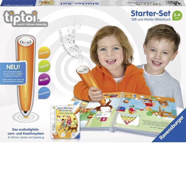 Giochi di società e per famiglie - Starter kit tiptoi® Ravensburger: lettore digitale e vocabolario illustrato -