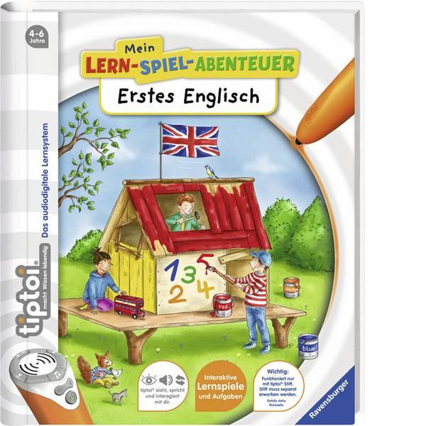 Giochi di società e per famiglie - Imparo linglese tiptoi® Ravensburger -