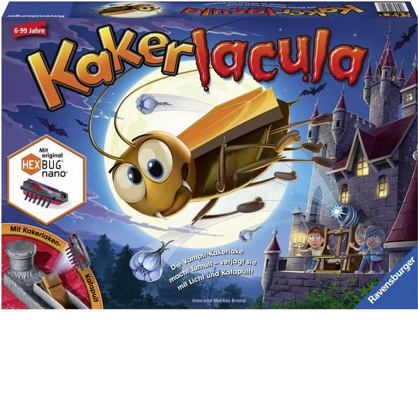Giochi di società e per famiglie - Ravensburger Kakerlacula 22300 -