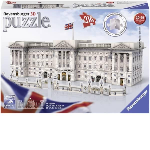 Puzzle - Ravensburger Puzzle 3D Buckingham Palace -