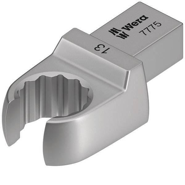 Utensili ad innesto - Inserto chiave poligonale 7775, aperto, apertura chiave 13 mm Wera 05078653001 -