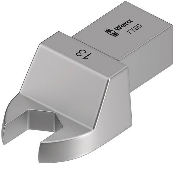 Utensili ad innesto - Chiave fissa a innesto 7780, apertura chiave 22 mm Wera 05078678001 -