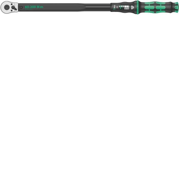 Chiavi dinamometriche - Wera Click-Torque C 4 05075623001 Chiave dinamometrica con cricchetto reversibile 1/2 (12.5 mm) 60 - 300 Nm -