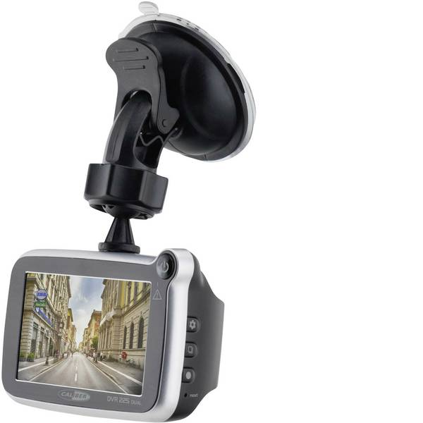 Dashcam - Caliber Audio Technology DVR225DUAL Dashcam con GPS Max. angolo di visuale orizzontale=143 ° Telecamera retrovisone,  -