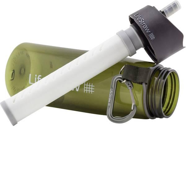 Accessori per cucine da campo - Filtro per acqua LifeStraw Plastica 006-6002114 Go 2-Filter (green) -