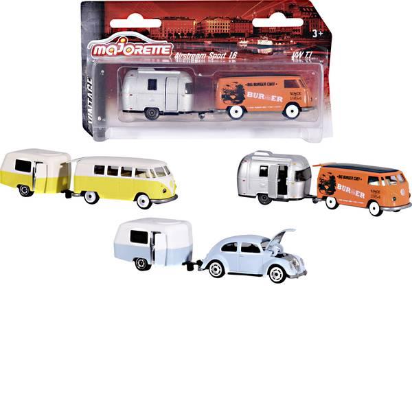 Modellini statici di auto e moto - Majorette Vintage Trailer Sortiment Automodello -