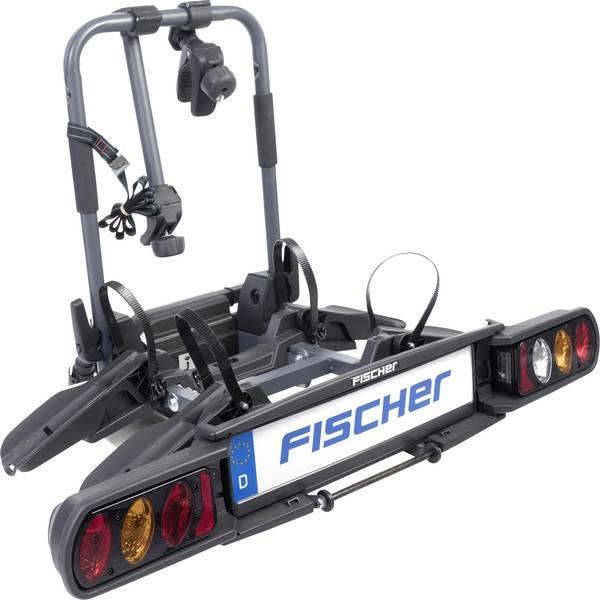 Portabiciclette - Portabiciclette Fischer Fahrrad ProlineEvo 126001 Numero di bici=2 -