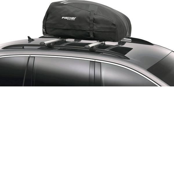 Box da tetto per auto - Fischer Fahrrad Baule portatutto da tetto Nero -