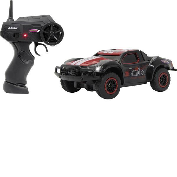 Auto telecomandate - Jamara 410057 Bandix rednexx 2.0 1:43 Automodello per principianti Elettrica Monstertruck 4WD -