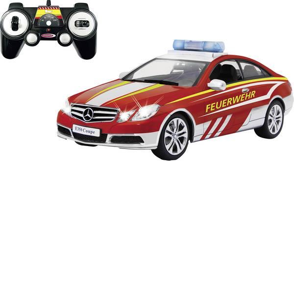 Auto telecomandate - Jamara 405129 Mercedes E350 Coupe Feuerwehr 1:16 Automodello per principianti Elettrica Veicolo di emergenza -