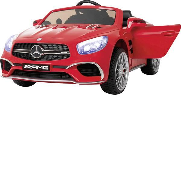 Veicoli elettrici per bambini - Auto elettrica Jamara 12 V Ride-on Mercedes SL65 Rosso -