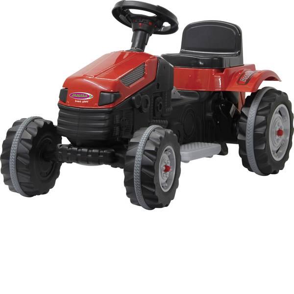 Veicoli elettrici per bambini - Trattore elettrico Jamara 6 V Ride-on Strong Bull Rosso -