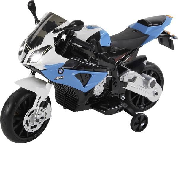 Veicoli elettrici per bambini - Moto elettrica Jamara 12 V BMW S1000RR Blu -