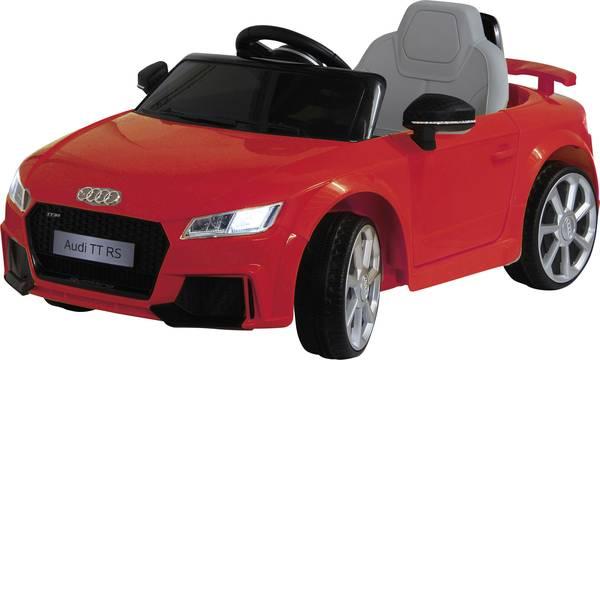 Veicoli elettrici per bambini - Auto elettrica Jamara 12 V Ride-on Audi TT RS Rosso -