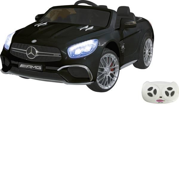 Veicoli elettrici per bambini - Auto elettrica Jamara 12 V Ride-on Mercedes SL65 Nero -