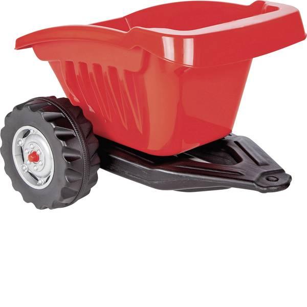 Veicoli elettrici per bambini - Rimorchio per trattore Jamara Rosso -