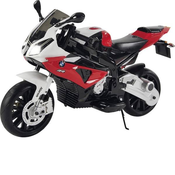 Veicoli elettrici per bambini - Moto elettrica Jamara 12 V BMW S1000RR Rosso -