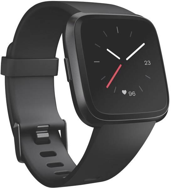 Dispositivi indossabili - FitBit Versa Smartwatch Uni Nero -