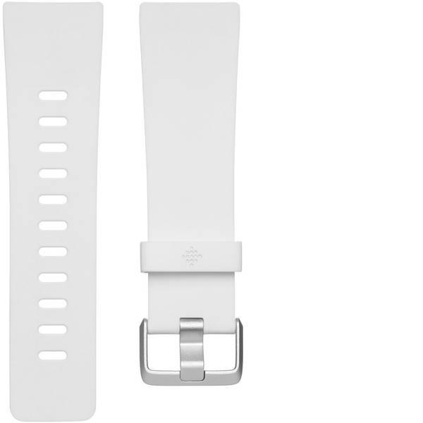 Accessori per fitness tracker - Cinturino di ricambio FitBit Versa Taglia dim.=S Bianco -