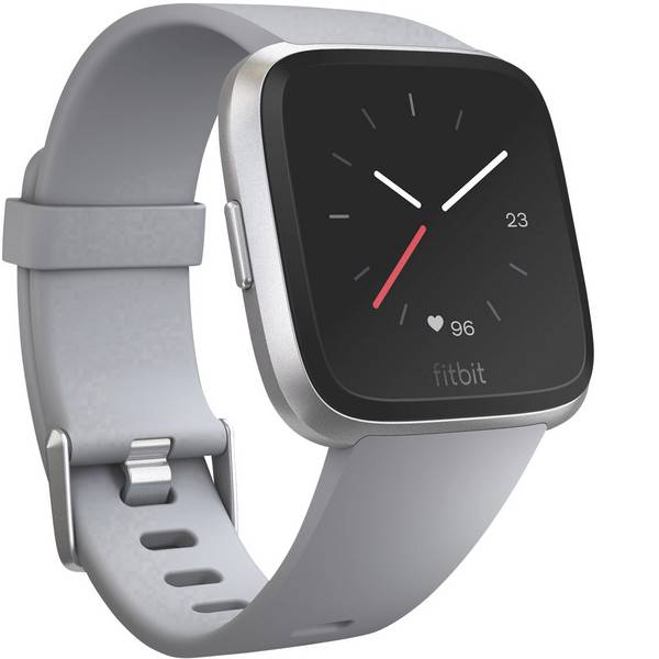Dispositivi indossabili - FitBit Versa Smartwatch Uni Grigio -