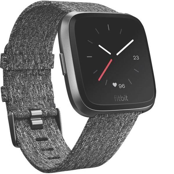 Dispositivi indossabili - FitBit Versa Special Edition Smartwatch Uni Grigio scuro -