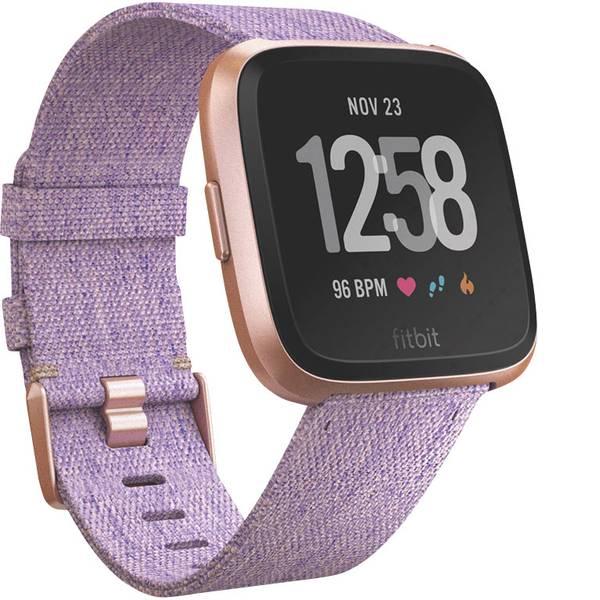 Dispositivi indossabili - FitBit Versa Special Edition Smartwatch Uni Lavanda -