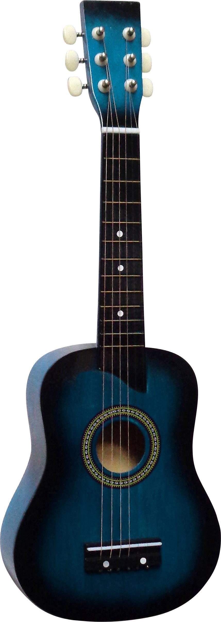 Chitarra classica MSA Musikinstrumente TL 2 Blu