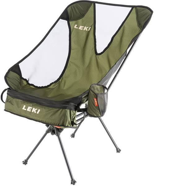 Mobili per campeggio - Sedia da campeggio LEKI Chiller Marrone oliva 380080 -