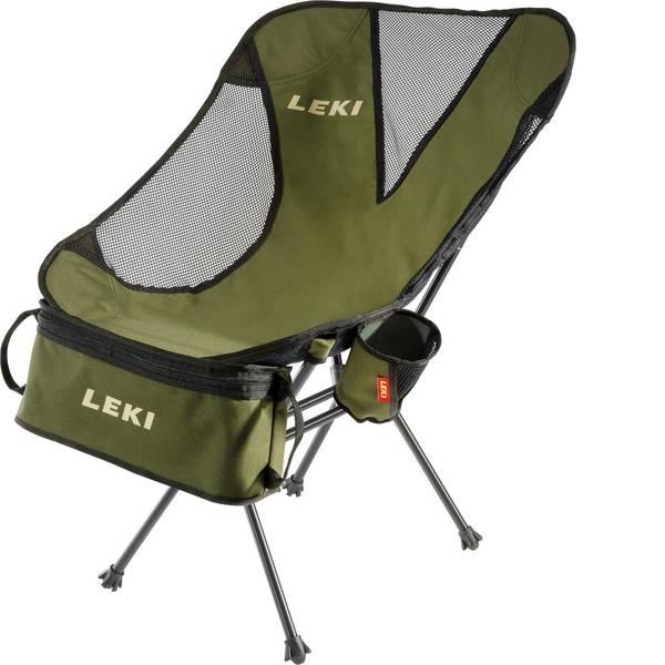 Mobili per campeggio - Sedia da campeggio LEKI Breeze Verde oliva 380079 -