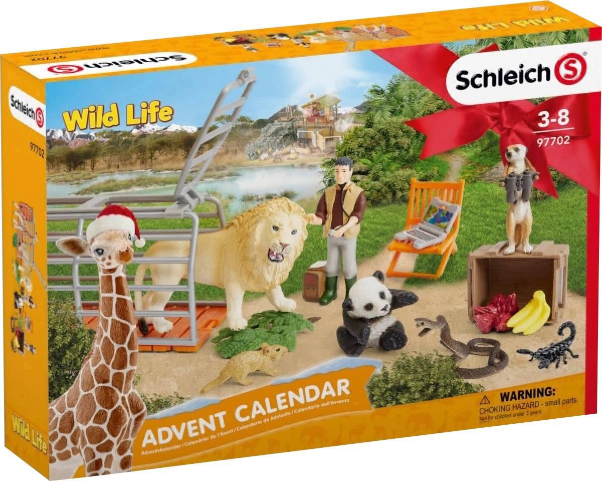 Calendario avvento Schleich Wi