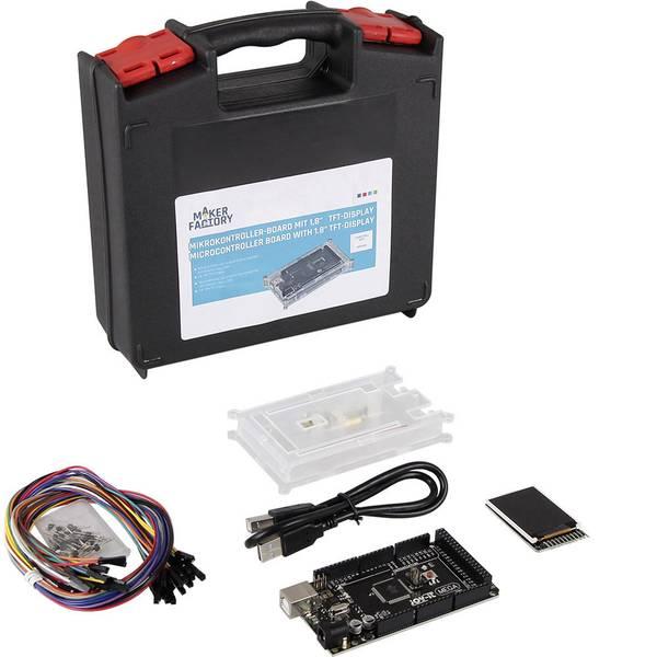 Kit e schede microcontroller MCU - Arduino™ Mega2560 kit compatibile incl. Display -