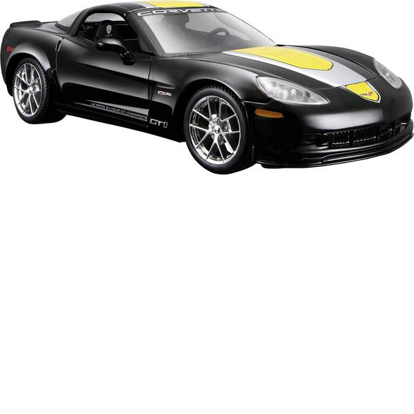 Modellini statici di auto e moto - Maisto Chevrolet Corvette Z06 GT1 1:24 Automodello -