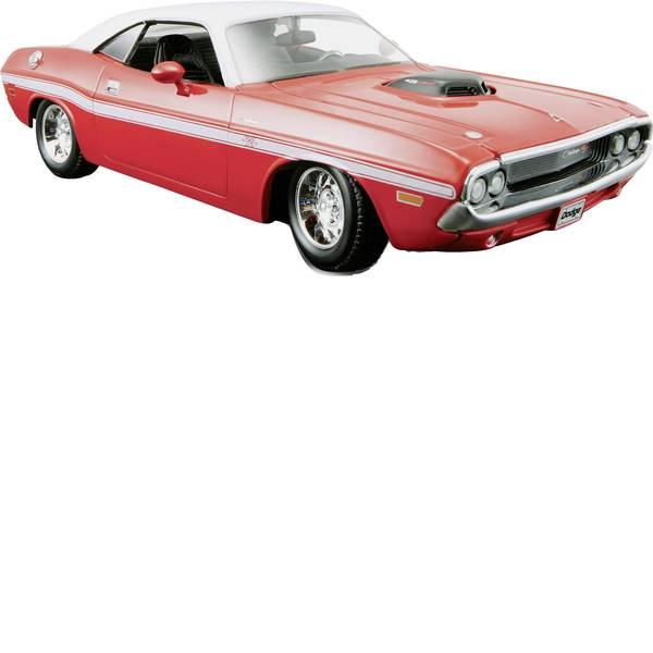 Modellini statici di auto e moto - Maisto Dodge Challenger R/T Coupe 70 1:24 Automodello -