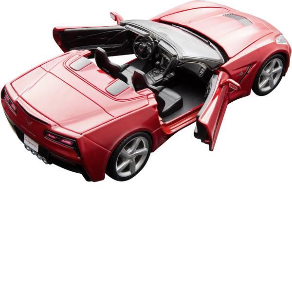 Modellini statici di auto e moto - Maisto Corvette Stingray Cabrio 14 1:24 Automodello -