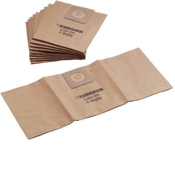 Accessori per aspirapolvere e aspiraliquidi - Sacchetto filtrante Kit da 5 Kärcher 6.904-167.0 1 pz. -
