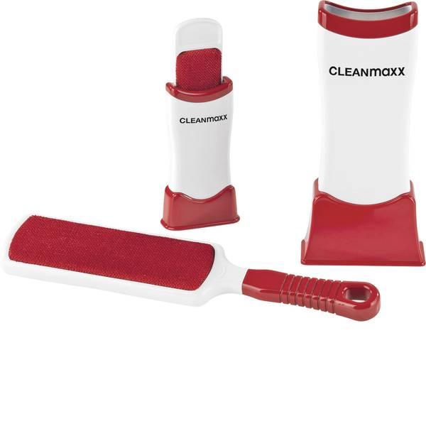 Aiuti per la vita quotidiana - Kit 2 spazzole rimuovi pelucchi CLEANmaxx 01360 -