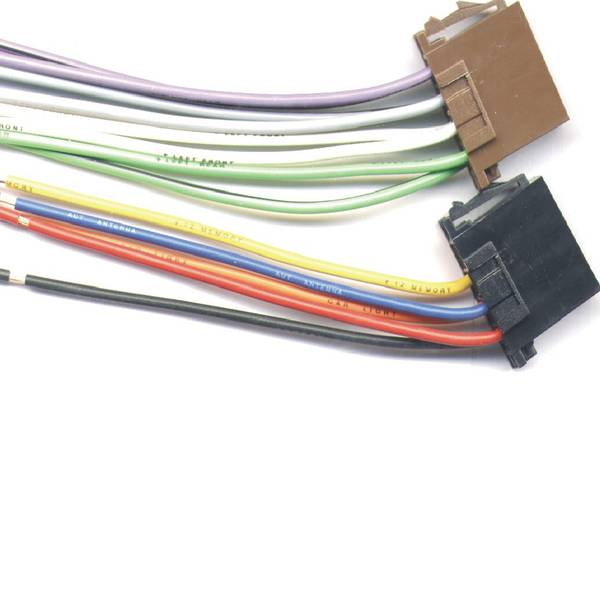Adattatori per autoradio - HP Autozubehör Connettore adattatore ISO Adatto per (marca auto): universale -