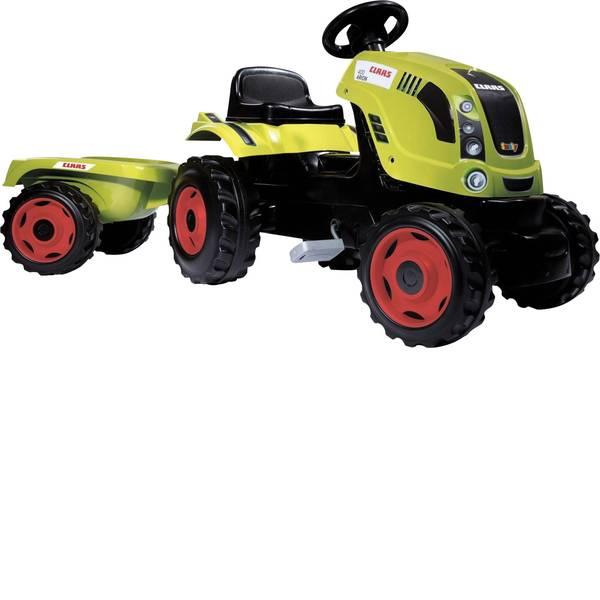 Veicoli a pedali - SMOBY Trattore Claas Arion 400 XL fattoria -