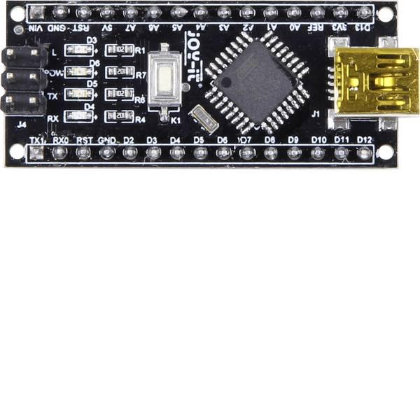 Kit e schede microcontroller MCU - Scheda di Joy-IT Arduino Nano V3 ATMega328 adatto per (scheda): Arduino -