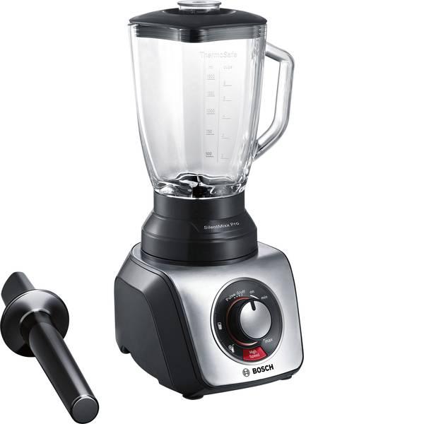 Frullatori - Bosch Haushalt MMB66G5MDE Frullatore 900 W Nero, Argento -