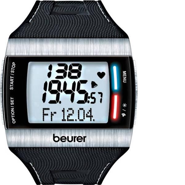 Dispositivi indossabili - Beurer PM 62 Cardiofrequenzimetro con fascia toracica Nero -