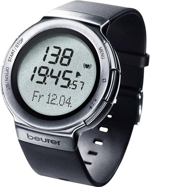 Dispositivi indossabili - Beurer PM 80 Cardiofrequenzimetro con fascia toracica Nero -