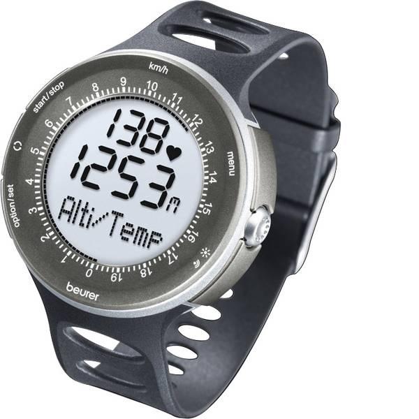 Dispositivi indossabili - Beurer PM 90 Cardiofrequenzimetro con fascia toracica Grigio -