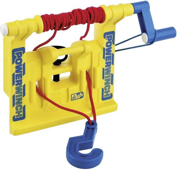 Veicoli a pedali - Rolly toys Power Winch verricello da incasso -