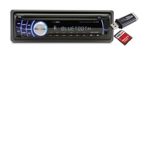 Autoradio e Monitor multimediali - Caliber Audio Technology RMD235BT Autoradio Vivavoce Bluetooth® -