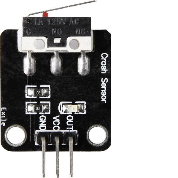Moduli e schede Breakout per schede di sviluppo - Kit sensori BUMP01 Arduino, banana pi, Cubieboard, pcDuino, Raspberry Pi®, Raspberry Pi® A, B, B+, Raspberry Pi® 3 B,  -