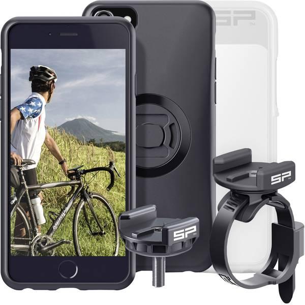 Altri accessori per biciclette - Supporto da manubrio per smartphone SP Connect SP BIKE BUNDLE IPHONE 8/7/6S/6 Nero -