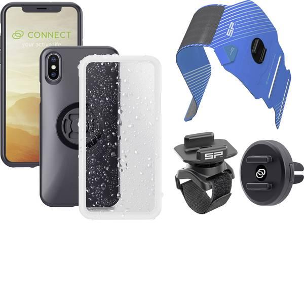 Altri accessori per biciclette - Supporto da manubrio per smartphone SP Connect SP MULTI ACTIVITY BUNDLE IPHONE X Nero -