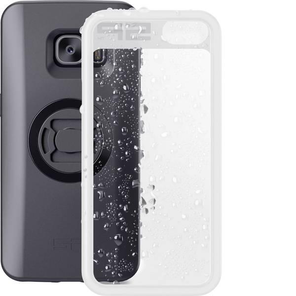 Altri accessori per biciclette - Copertura di protezione per smartphone SP Connect SP WEATHER COVER S7 Trasparente, Nero -