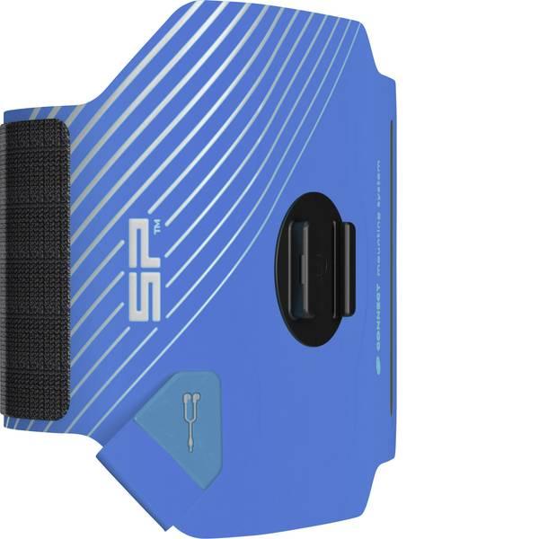 Altri accessori per biciclette - Supporto avambraccio SP Connect SP RUNNING BAND BLUE Blu, Nero -